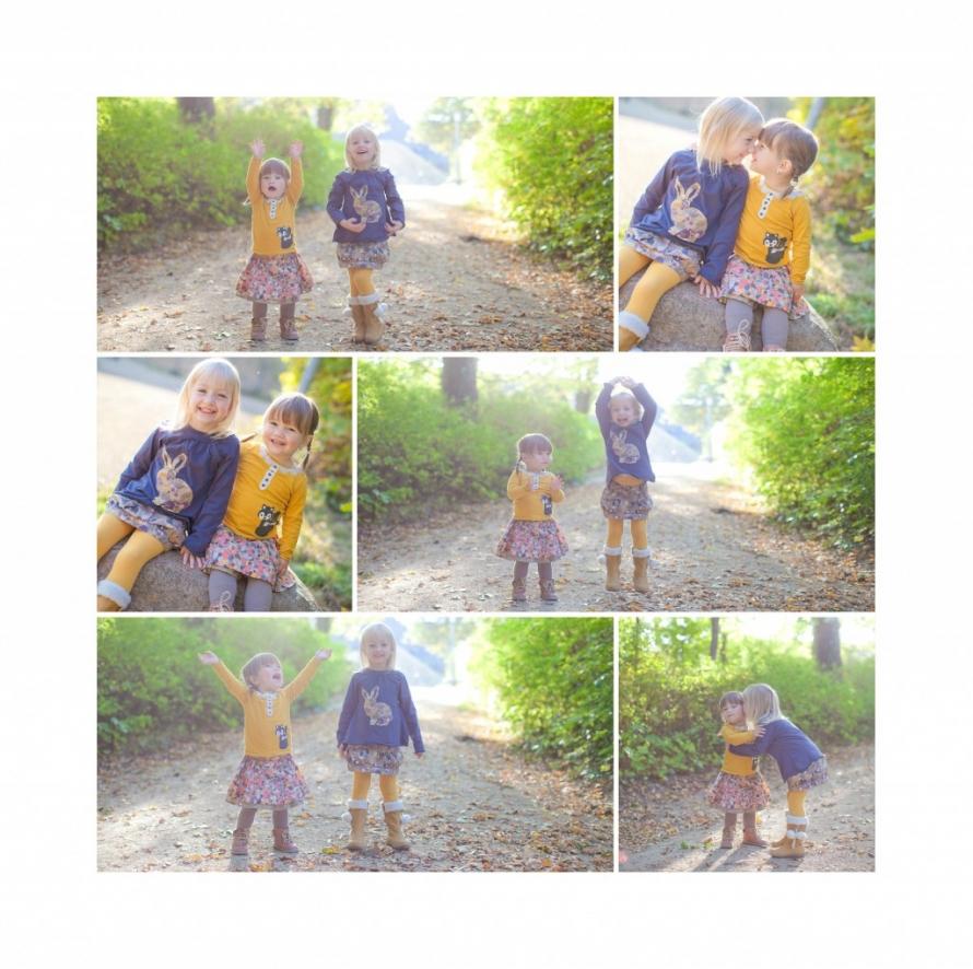 Fotoeule Weißwasser Fotostudio Kinderfotografie Bad Muskau Park farbenfrohe wunderschöne natürliche Herbstfotos